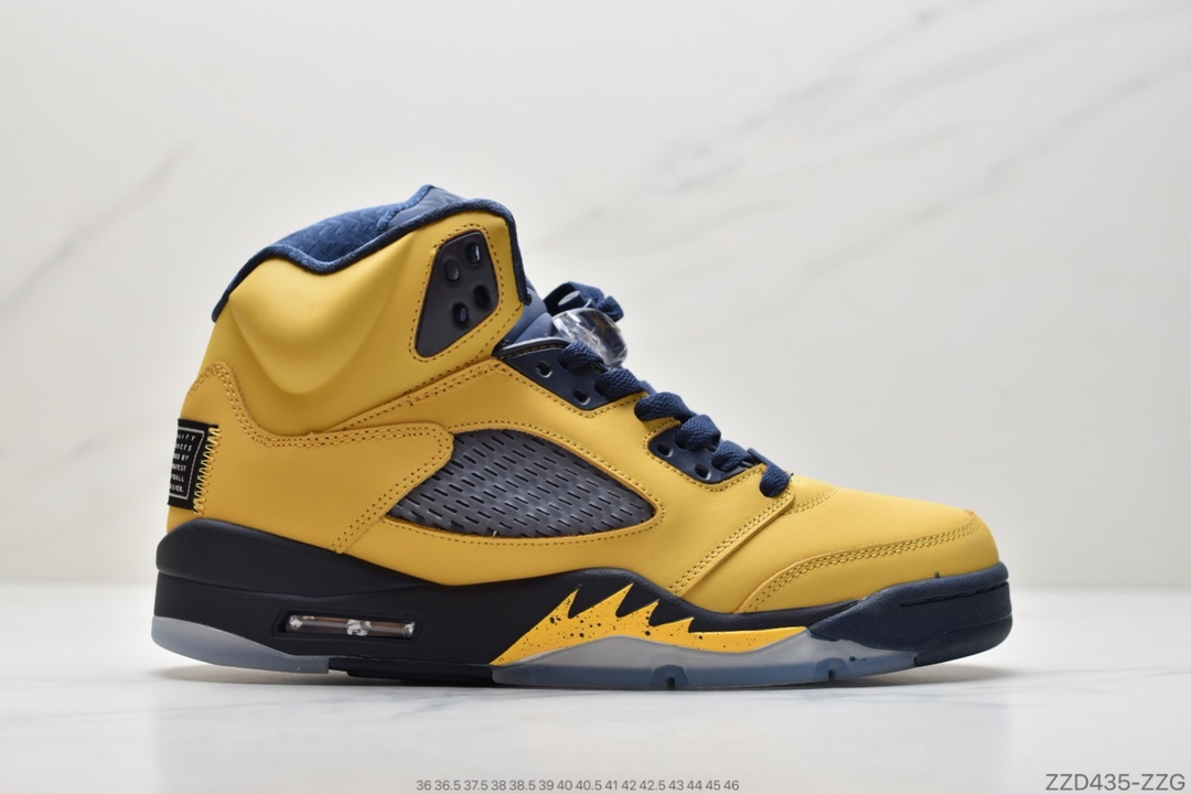 "公司级Nkie Air Jordan 5 ""International Flight""AJ5休闲运动篮球莆田鞋​"